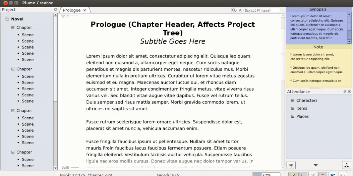 Plume Creator — Redesign