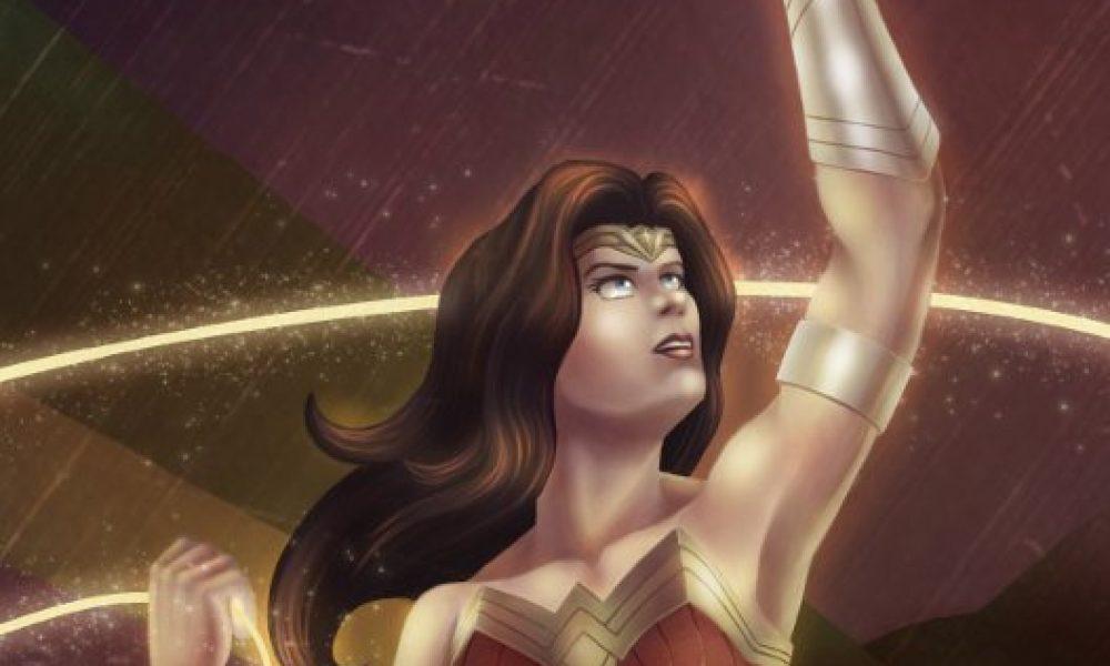 Wonder Woman — Lasso and Lightning