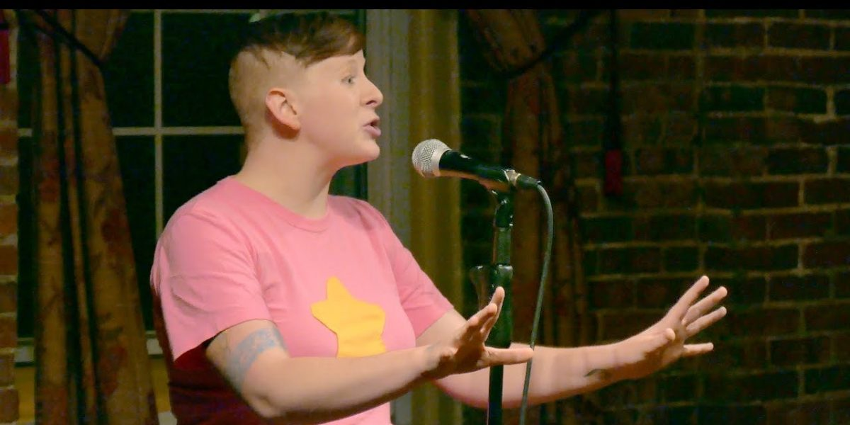 Slam Poetry, SJW-ism and Rant Poems
