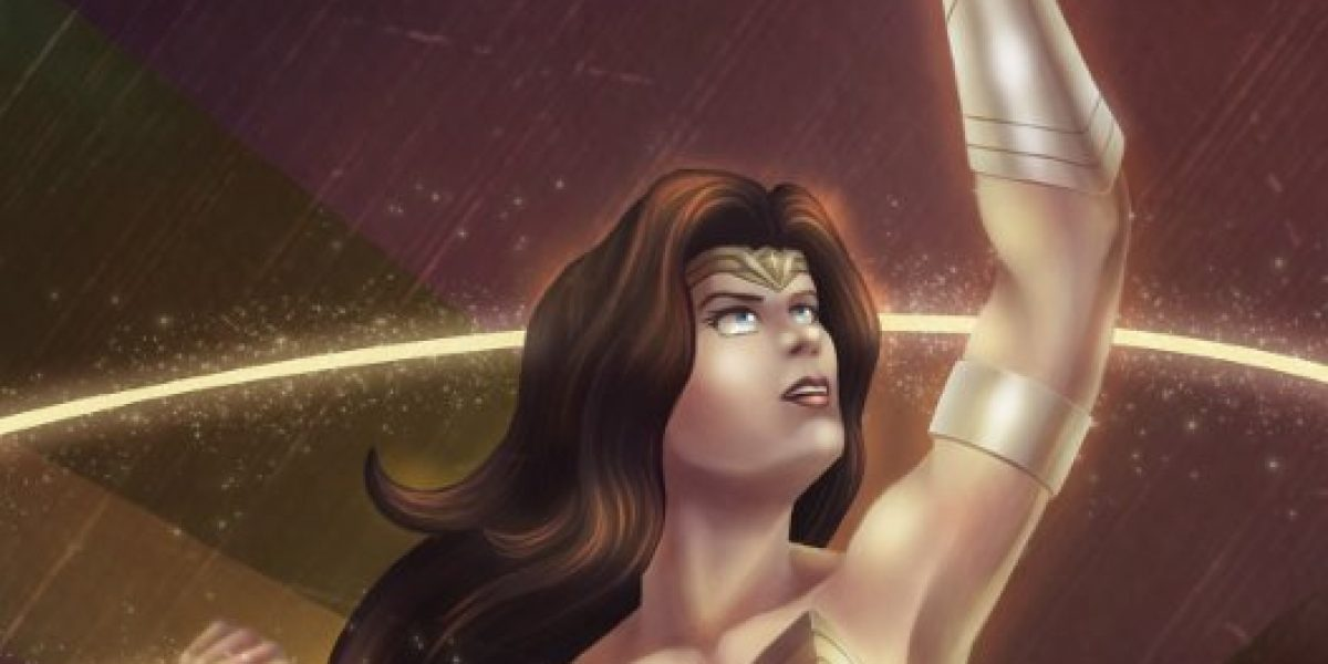Wonder Woman — Lasso and Lightning