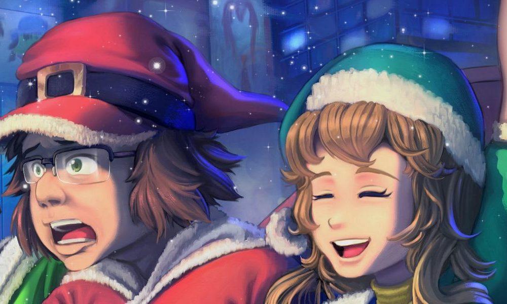 Santa Hashida's Christmas – Steins;Gate