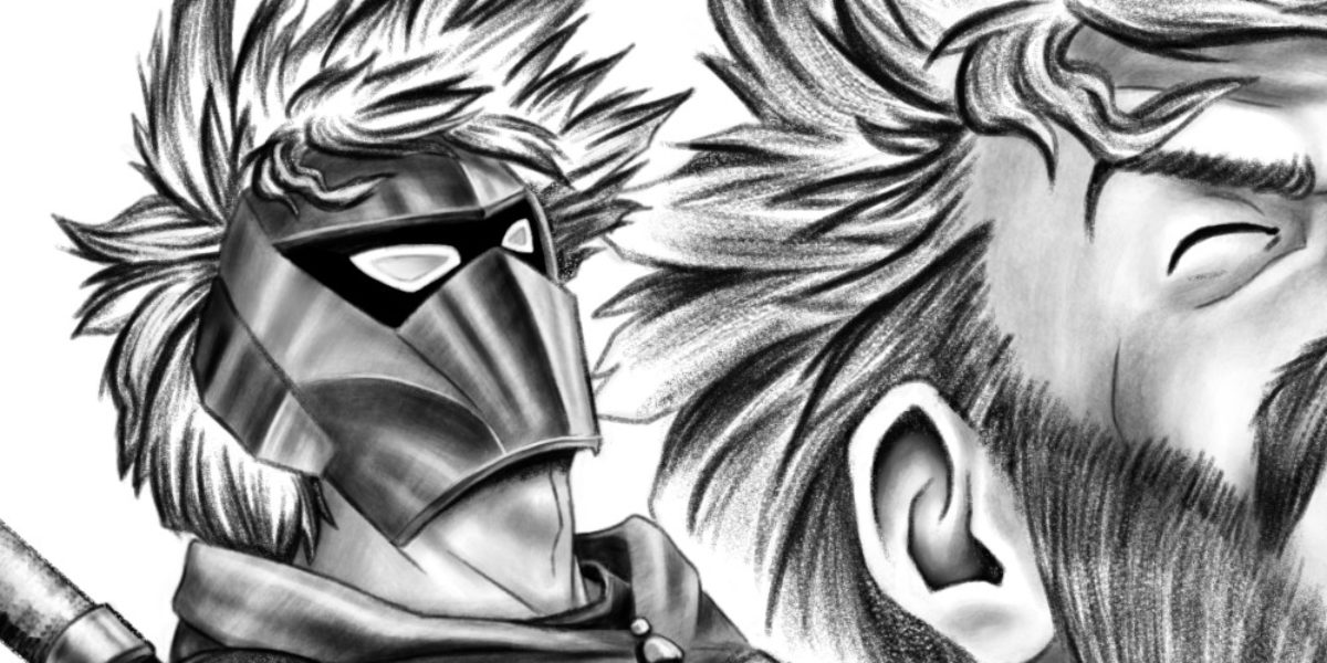 Bhavesh Joshi – Superhero sketch